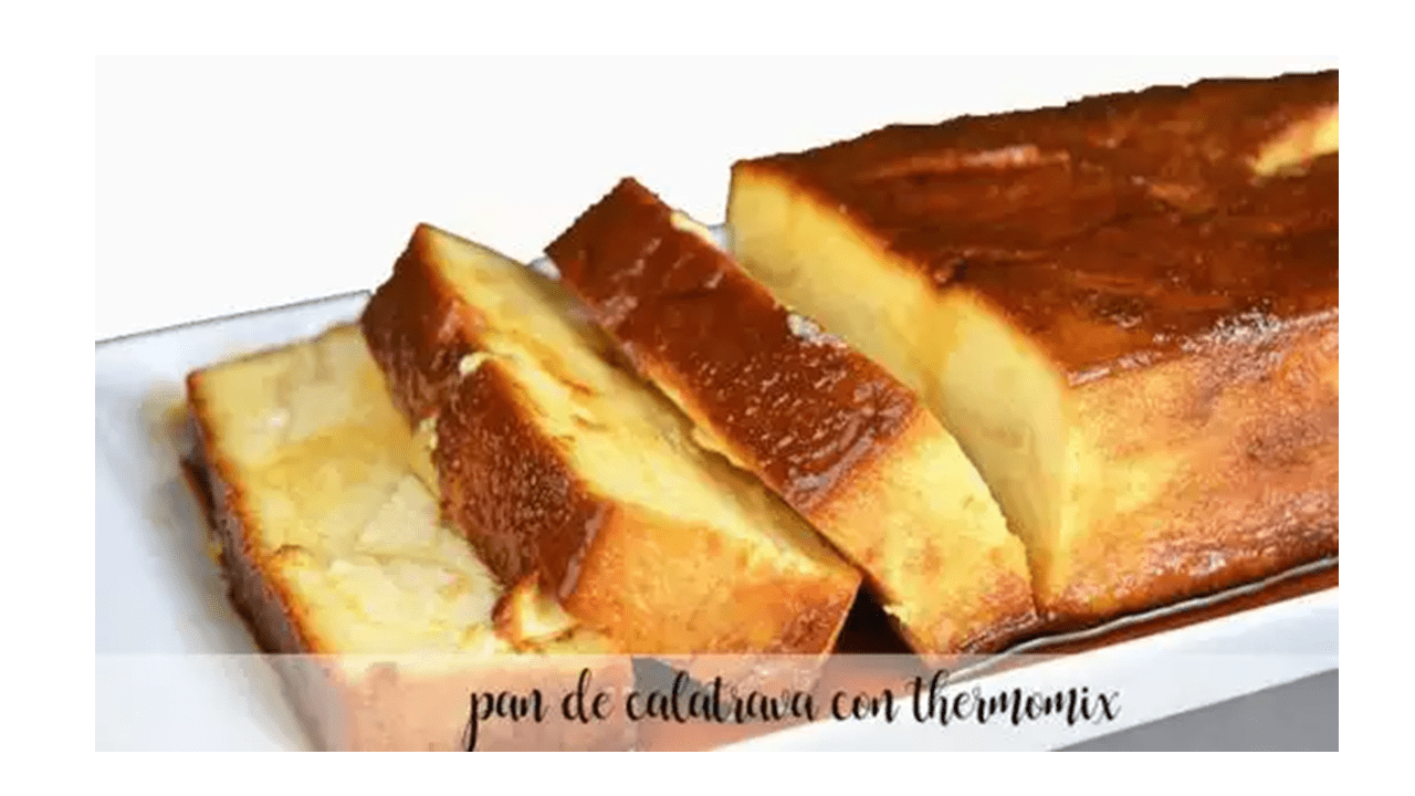 Calatrava Bread with Thermomix