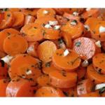 Przepis na marokańską sałatkę z marchwi na Thermomix