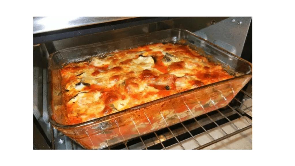 Zucchini Pie Recipe with the Thermomix