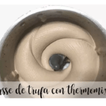 Truffle Mousse with thermomix