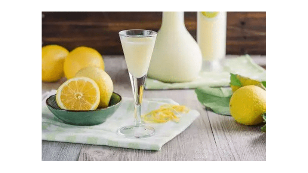 Limoncello cream with the thermomix
