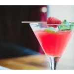 Watermelon Daiquiri with the Thermomix