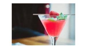Watermelon Daiquiri with the Thermomix