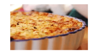 Quiche with the Thermomix
