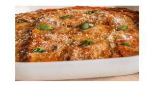 Eggplant Parmesan recipe with the Thermomix