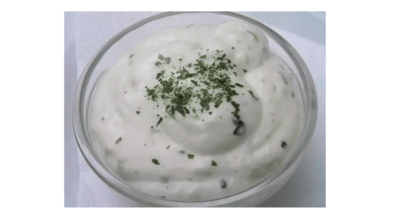 Yogurt Sauce Recipe with the Thermomix
