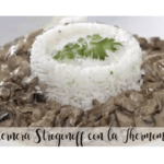 Stroganoff Veal Recipe with the Thermomix