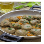 Meatballs in beer with Thermomix
