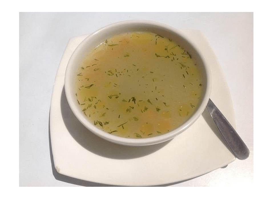 Christmas Consomme at the Thermomix