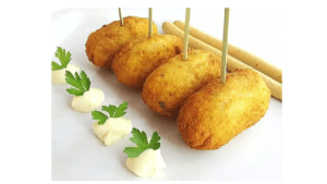 Lobster Croquettes with thermomix