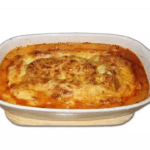 Lasagne with the Thermomix