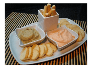 Seafood pate with the Thermomix