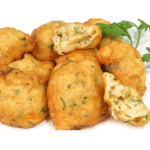 Cod fritters with the Thermomix