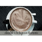 Chocolate to the cup with the Thermomix