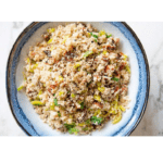 Cauliflower couscous with thermomix