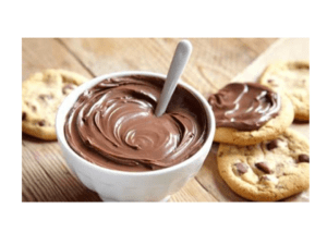 Nutella gluten-free and lactose-free in thermomix