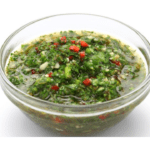 Chimichurri sauce with thermomix