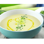 Vichyssoise with thermomix