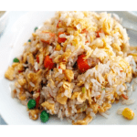 Three delights rice with the Thermomix
