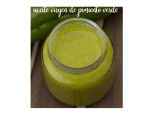 How to prepare virgin green pepper oil with thermomix