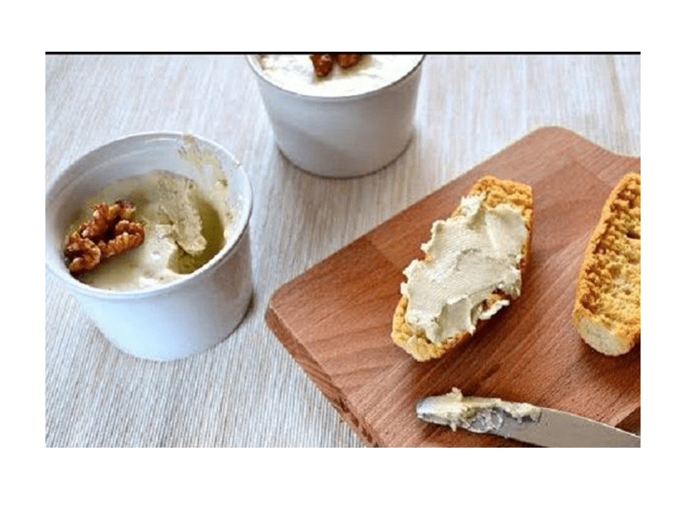 Cheese pate in the Thermomix