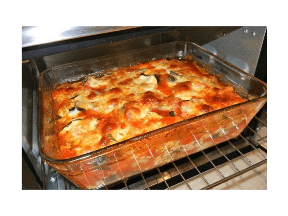Zucchini Pie Recipe with the Thermomix