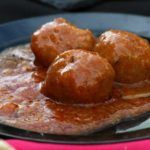 Meatballs with the Thermomix