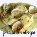 Potatoes with Clams with Thermomix