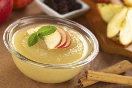 Sos jabłkowy z Thermomixem