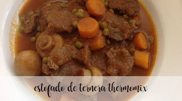 Beef stew with the Thermomix