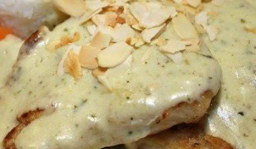 Almond sauce with the Thermomix