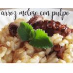 Ryż w miodzie lub Risotto z ośmiornicą z Thermomixem