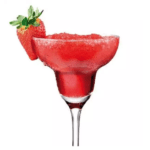 Strawberry Daiquiri with the Thermomix