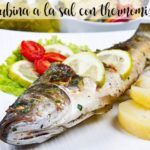Lemon bass with the Thermomix