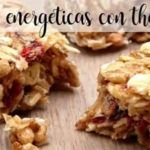 Energy bars with thermomix
