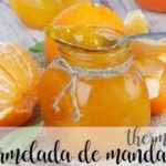 Tangerine Jam with Thermomix