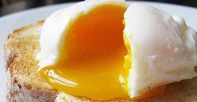 Poached eggs with Thermomix