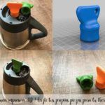 Do you have a 3D printer? make your own parts for your thermomix