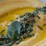 Hummus Dyniowy z Thermomixem