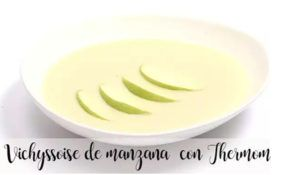 Apple Vichyssoise with Thermomix
