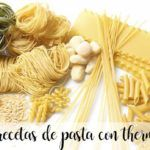 25 pasta recipes with thermomix