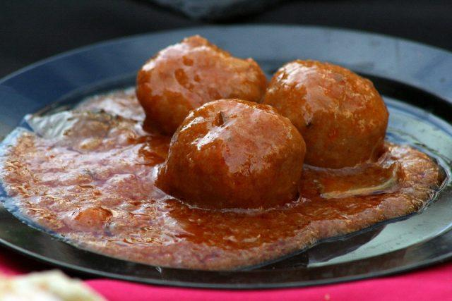 Meatball recipe with the Thermomix