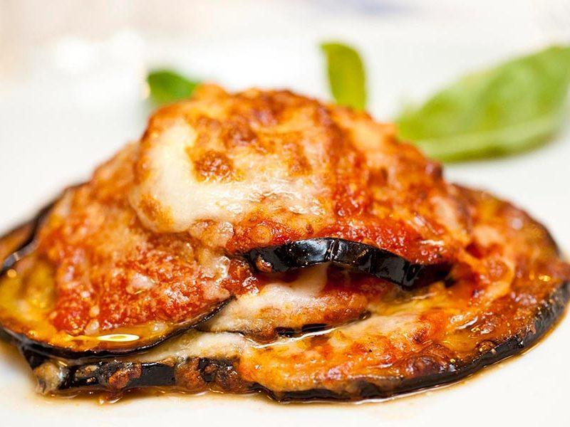 aubergine parmigiana in thermomix