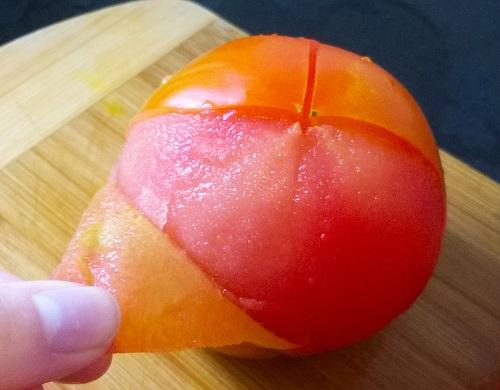 Trick - How to peel tomatoes with the Thermomix