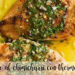 Chimichurri z kurczaka z Thermomixem