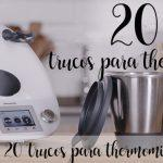 20 tricks with thermomix