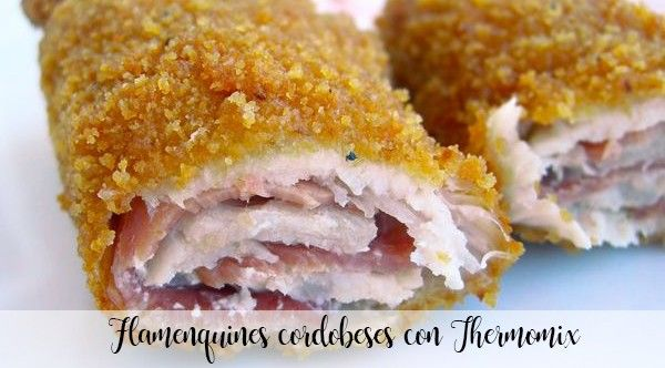 Cordovan flamenquines with Thermomix