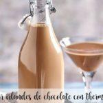 irish chocolate liqueur with thermomix