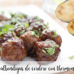 Lamb meatballs with thermomix