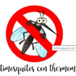 Mosquito repellent with Thermomix